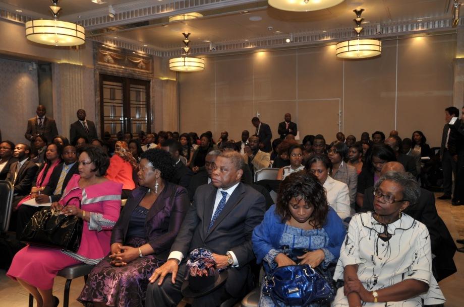 Diaspora Gabonaise Londres