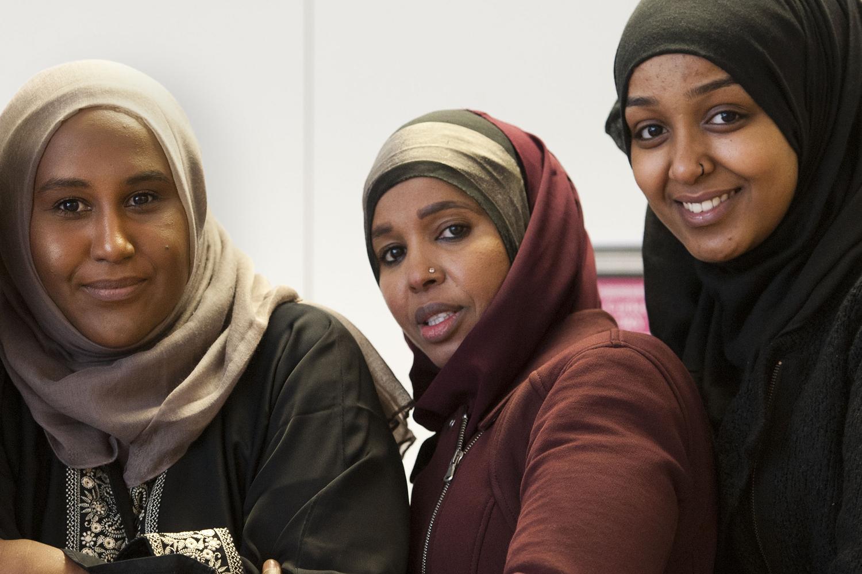 Somali girls london