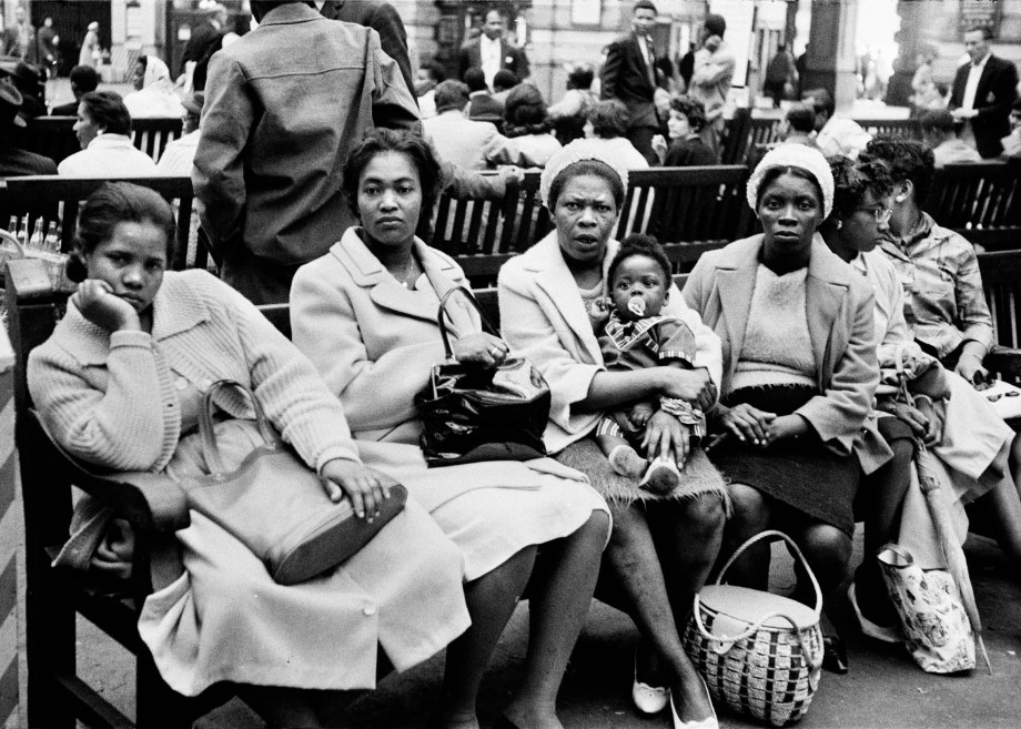 Howard Grey - Windrush Photography 1962