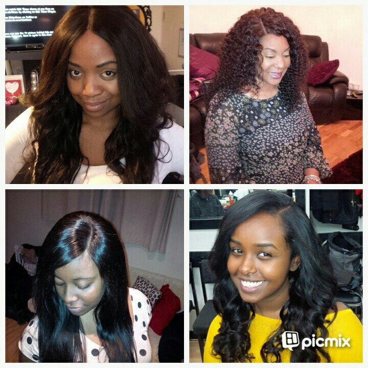 Best 30 Mobile Afro Hair Hairdressers In London