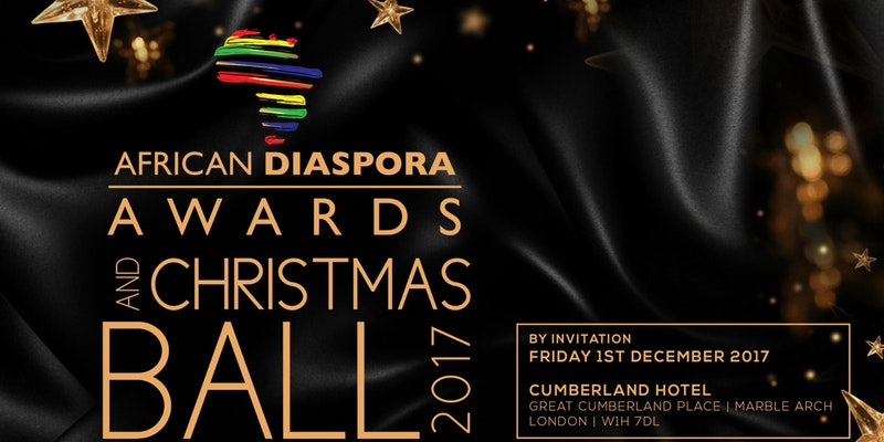 100 events african londoners can look forward to in december 2017 11 ada gala dinner christmas ball stopboris Image collections