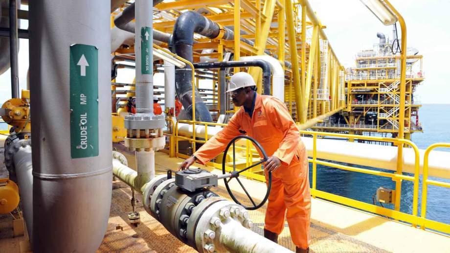 Oil-worker